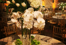 Ballroom wedding by Anais Event Planning & Design
