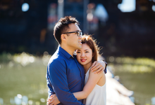 Couple session of Josh and Hui by PadiPhotography