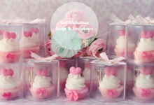 Lovey Dovey Cupcake Soap by Bubblelicious Soap & Souvenirs