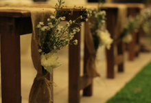 Rustic akad at holy breeze hotel Harris malang by raindropsdeco