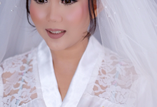 Thanx For Ms. Afong ♥️ by Natalia Ingkiriwang Bride Make Up