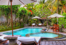 Outdoor  by Taman Sakti Resort