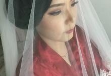 Melissa & Erik - pemberkatan (holy matrimony) by Megautari Anjani