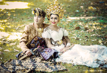 Prewedding Bali concept by GH Bali Photography