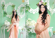 Make up look for maternity photoshoot  by surii makeup artist