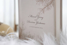 Devina And Gerry Wedding Souvenir by Molusca Project