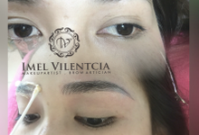 sulam alis - Eyelash extensions by Imel Vilentcia Make Up Artist
