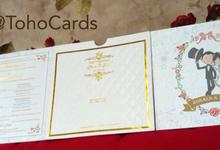 Ronald & Meila by Toho Cards
