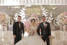 The Wedding of Henry and Alicia by Elbert Yozar