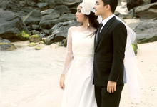 PREWEDDING BUNGA & RENDY by STUDIO8