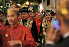 Wildanun & Andhika Wedding by bright Event & Wedding Planner