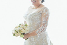 Premium wedding dress (april - mei) by TS BRIDAL BALI