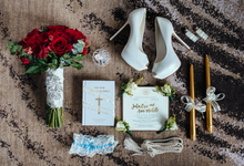 John & Michelle Wedding by Blissful House Digital