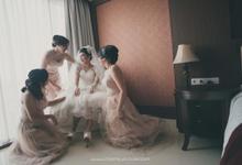 Wedding of Andi Sujono and Vela by Vidi Daniel Makeup Artist managed by Andreas Zhu