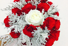 Bridal Bouquet by MyEmpireFlowers