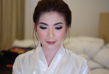 Engagement Make Up by Sylvana Make Up Artist