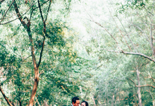 Senny & Rommy by Anodima Photography