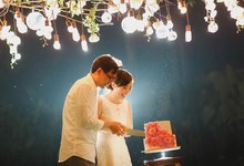 Sweet elopement by Butter Bali