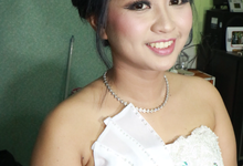 Wedding of Dorthy by deZee Makeup and Wedding service