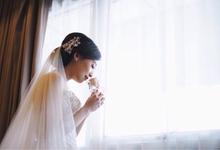 Belinda & Ryohei Takahashi  by Theiya Makeup Artistry