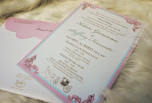 Fairytale Kelvin and Steffany by Bubble Cards