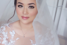 Wedding of Ivan & Prajna by sherlyamakeup