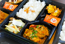 Lunch box by Stickee Bali