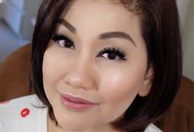 Engagement / Bridesmaid Makeup by Felicaang Makeup Artist