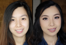 Before | After by Ennah Trinidad Makeup Artistry