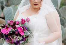 Real Bride by Michelle Marie Beauty