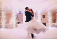 Amazing and breathtaking beach wedding by Merit Events