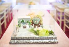 Kotak Frame akrilik by Kreasi Seserahanku