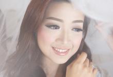 Lia makeup wedding by fleur