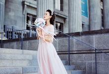 Bridal Fashion by Jen Lim Makeup Artist
