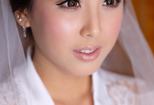 Thanx for Ms. Caroline  by Natalia Ingkiriwang Bride Make Up