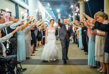 Chelsea + Alexander Tie the Knot  by Shelby Lea Photography