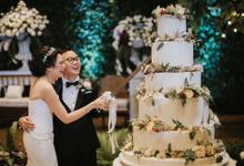 Wedding of Adri & Intan (Ayana MidPlaza) by Delfi Organizer