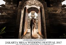 JAKARTA MEGA WEDDING FESTIVAL 2017 by Lavimo Bali Photo + Video