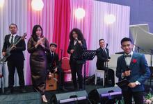 Wedding Reddy & Stevani, 7 Januari 2017 by Adyra Professional MC