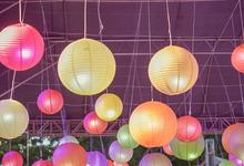 Yael Yuzon & Karylle Tatlonghari by Metro Eventscape Planners