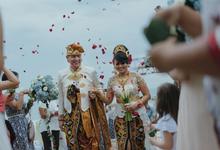 Balinese Royal Wedding by Royal Bali Weddings