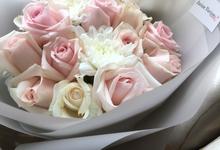 Pastel Bouquet  by Levian Florisen