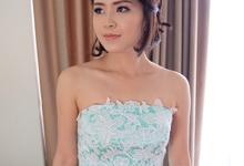Bridesmaid and family make up by Make Up by Elika