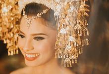 The Wedding of Rebby & Herdi by Renzi Lazuardi