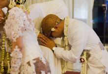 Wedding of Gerry & Dira / 31/01/2016 by AS2 Wedding Organizer