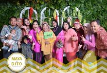 Maya & Dito Wedding by Booth of Moments