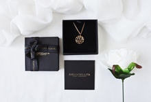 18ct Fine Gold for Eunike's Mother in Law [Custom] by AEROCULATA
