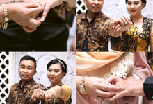 Engagement Ega & Fajar by Depictue | Begins From Story