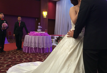 Sweet Love from Adi Cintia by Serenity wedding organizer