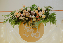 Vintage Copper Wedding by Bucket Full Of Roses